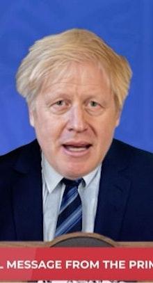 Deep Boris Johnson