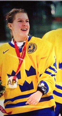 Pernilla Winberg