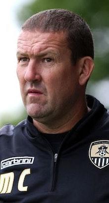Mark Crossley