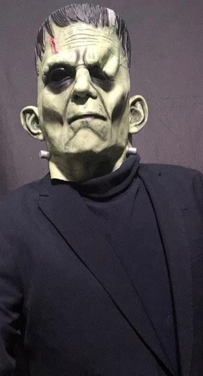 Frankenstein Impersonator