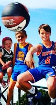 NBA en Famille