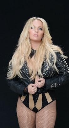 Britney Spears Impersonator