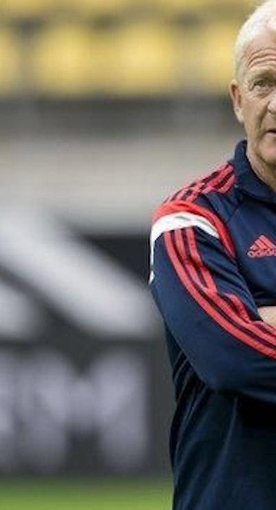 Gordon Strachan MBE