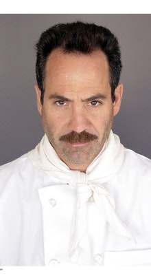 Larry Thomas AKA The Soup Nazi