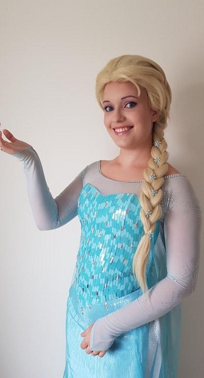 Elsa från Frozen