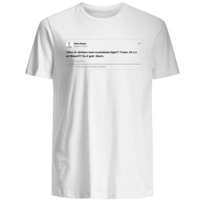 Köp merch med Glenns bästa tweets!