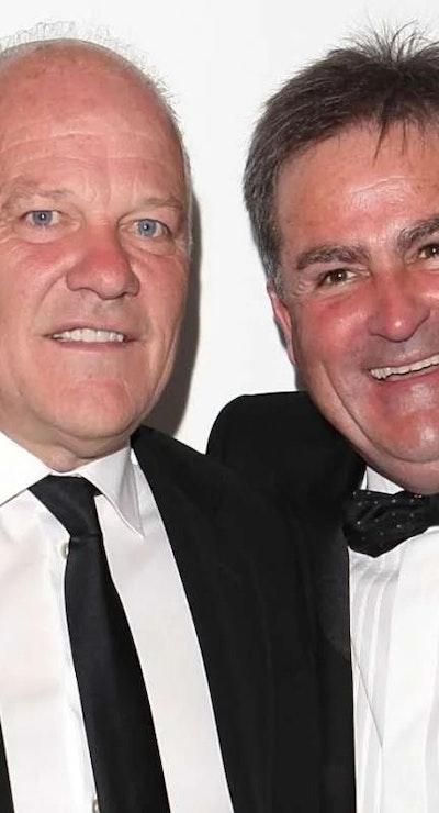 Richard Keys & Andy Gray