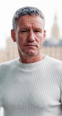 Mark Billingham, MBE