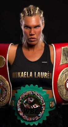 "Mikaela ""The Nordic Queen"" Laurén"