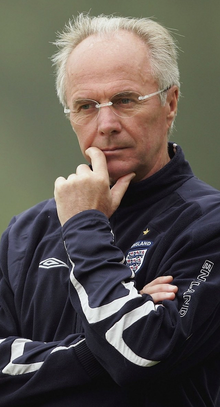Sven-Göran Eriksson