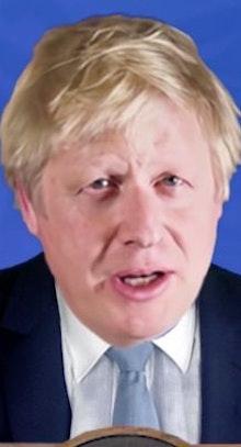 Deep Fake Boris Johnson
