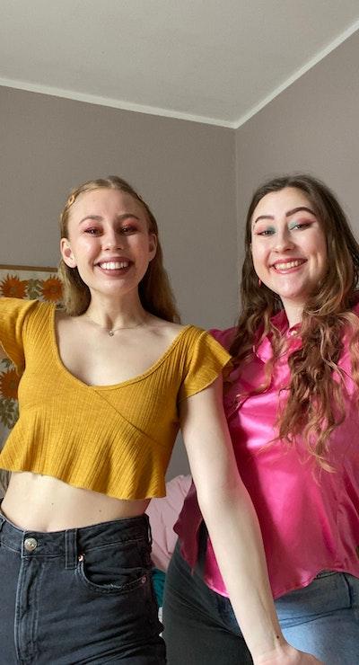 Alma och Amanda