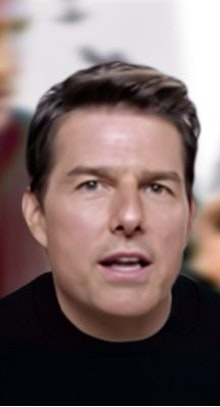 Deep Fake Tom Cruise
