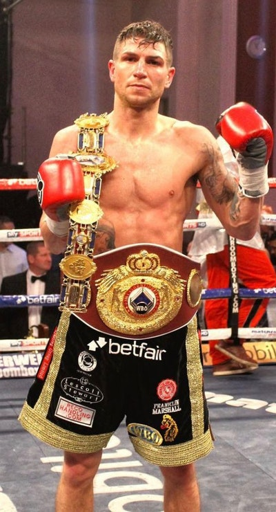 Brian 'The Lion' Rose