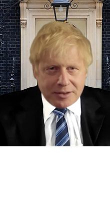Deep Boris Johnson