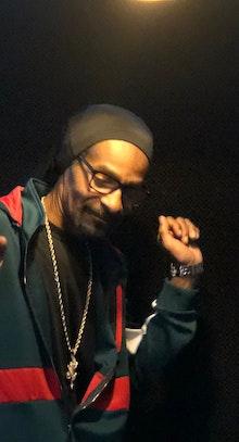 Eric Finch - Snoop Dog Lookalike