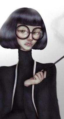 Edna Mode AKA Felicia Jane