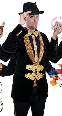 Chris Cross the Magician