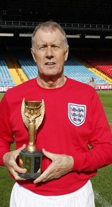 Sir Geoff Hurst MBE